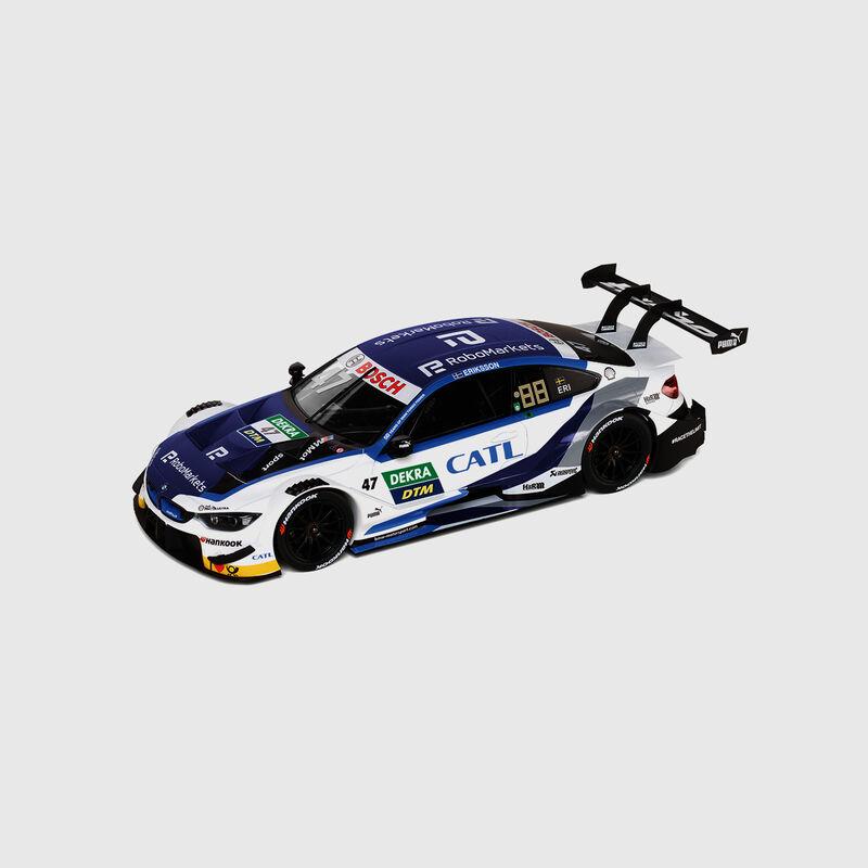 BMW MINIATURE M4 DTM 2019 1:18 - hi-res