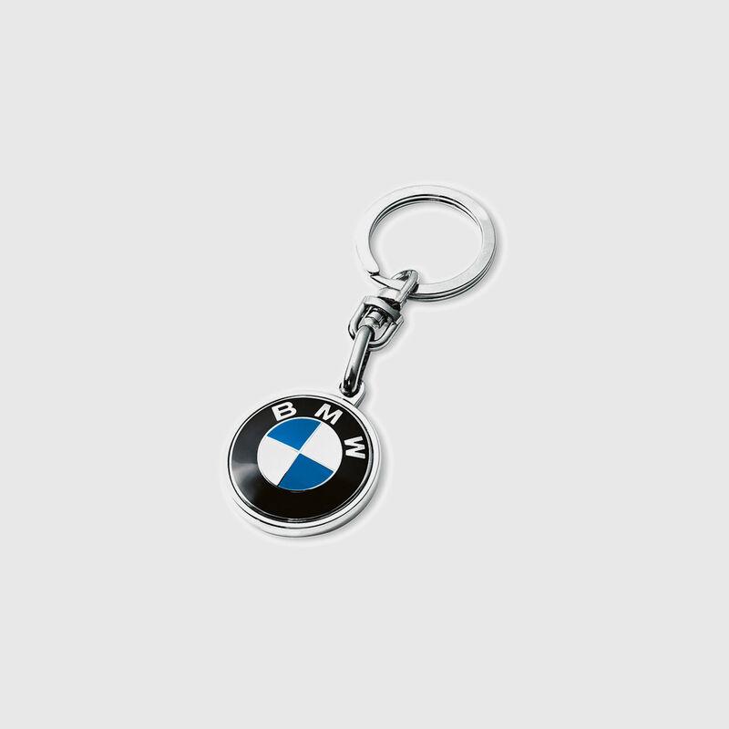 BMW KEY RING LOGO LARGE - hi-res