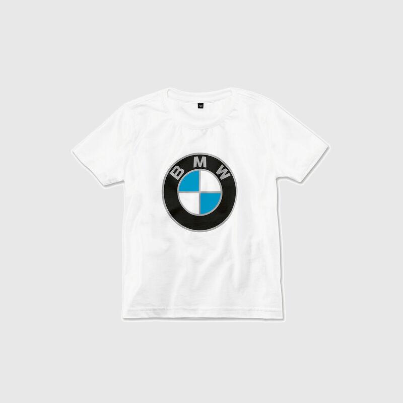BMW T-SHIRT LOGO CHILDRENS - hi-res