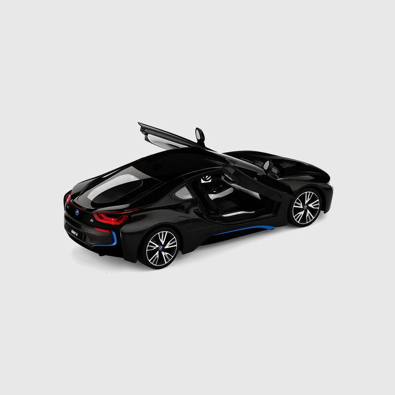 BMW TOY CAR RC MINIATURE I8 - hi-res