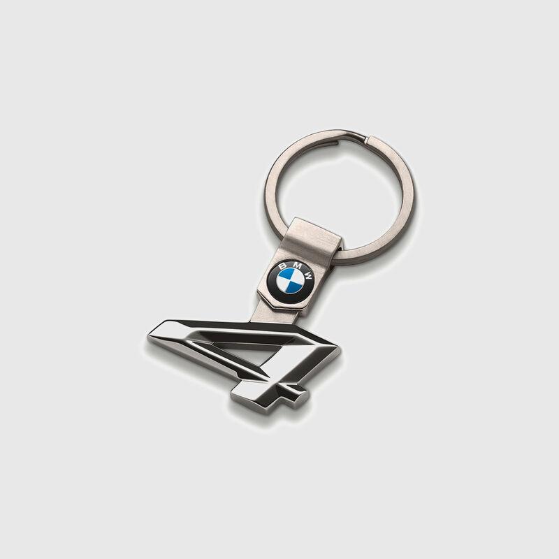 BMW KEY RING 4-SERIES - hi-res