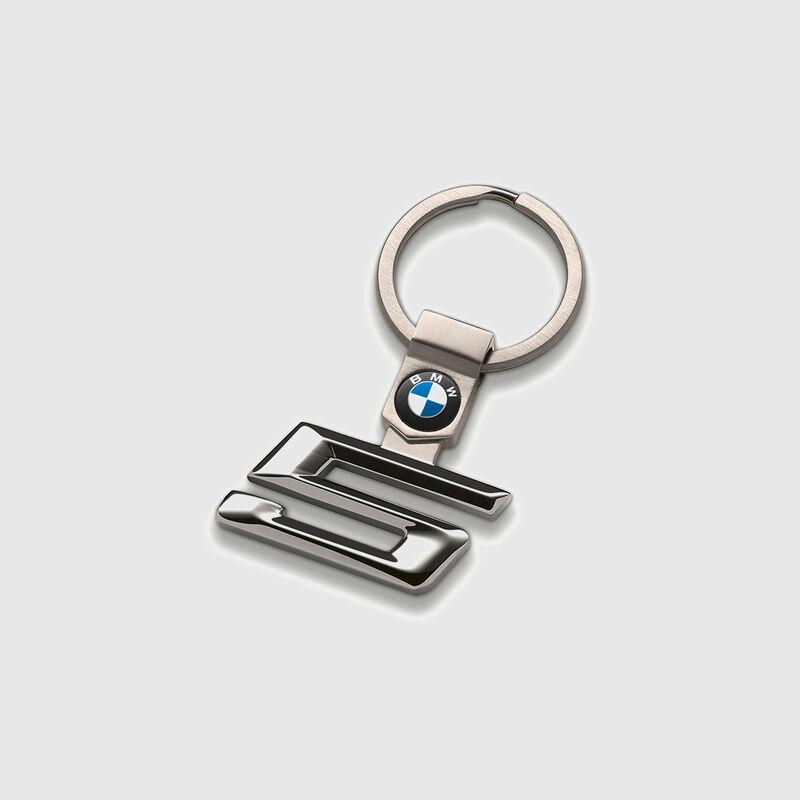 BMW KEY RING 5-SERIES - hi-res