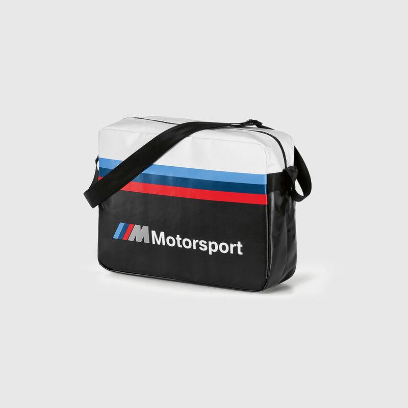 BMW M MOTORSPORT SATCHEL - hi-res
