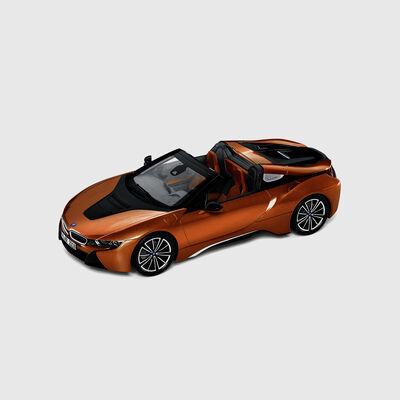 1:43 BMW i8 Roadster Miniatur