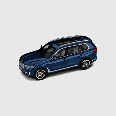 1:18 BMW X7 Miniatur
