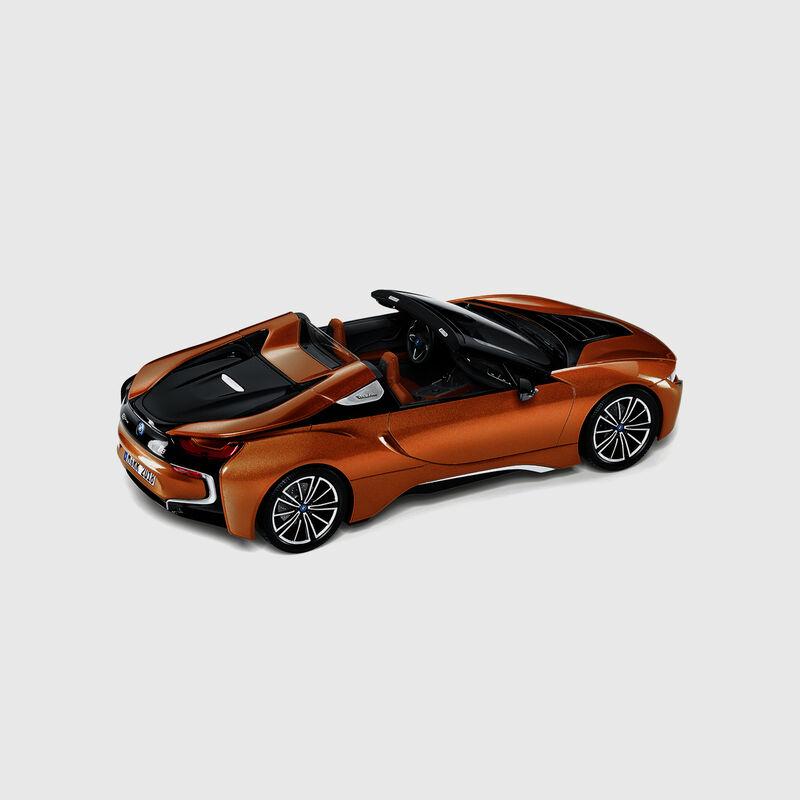 BMW I8 ROADSTER 1:43 - hi-res